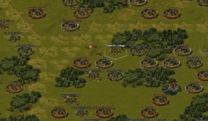 tribal wars 2 kaart uitgebouwde dorpen
