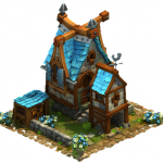 elvenar magisch huis van de mensen
